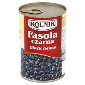 Rolnik Fasola czarna 400 g
