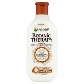 Garnier Botanic Therapy Szampon mleko kokosowe & makadamia 400 ml
