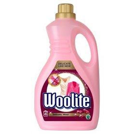Woolite Płyn do prania delikatne tkaniny i wełna 2,7 l 45 prań