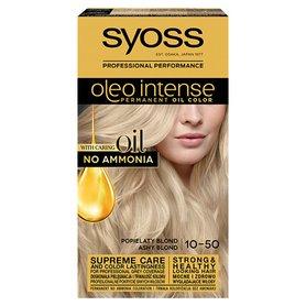 Syoss Oleo Intense Farba do włosów popielaty blond 10-50