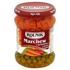 Rolnik Marchew z groszkiem 460 g