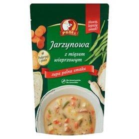 Profi Jarzynowa z mięsem wieprzowym 450 g