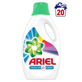 Ariel Touch of Lenor Color Płyn do prania, 1.1l, 20 prań
