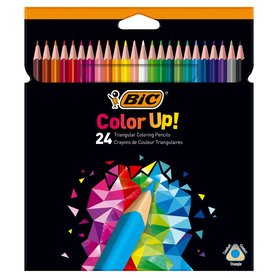 Bic Color Up! Kredki ołówkowe 24 kolory