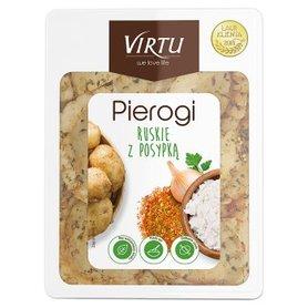 Virtu Pierogi ruskie z posypką 400 g