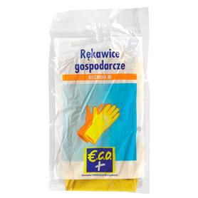 €.C.O.+  Rękawice gospodarcze rozmiar M 1szt