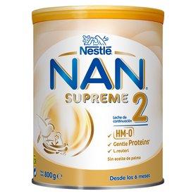 NAN SUPREME 2 HM-O Mleko następne dla niemowląt powyżej 6. miesiąca 800 g