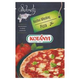Kotányi Sekrety Kuchni Włoskiej Pizza Mieszanka przypraw 18 g