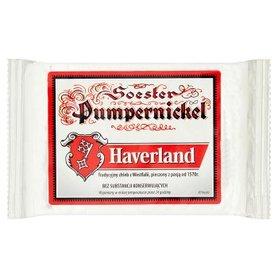 Haverland Pumpernickel krojony 250 g