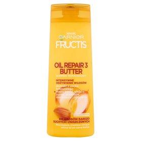 Garnier Fructis Oil Repair 3 Szampon wzmacniający do włosów bardzo suchych i zniszczonych 400 ml