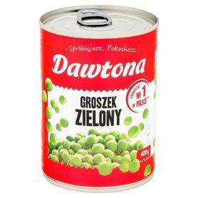 Dawtona Groszek zielony 400 g