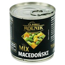 Rolnik Na parze Mix macedoński 140 g
