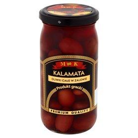 MK Kalamata oliwki całe w zalewie 350 g