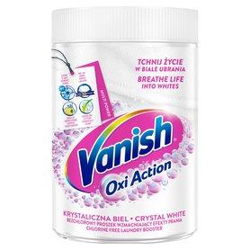 Vanish Oxi Action Odplamiacz do białych tkanin w proszku 625 g