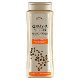 Joanna Keratyna Szampon odbudowujący 400 ml