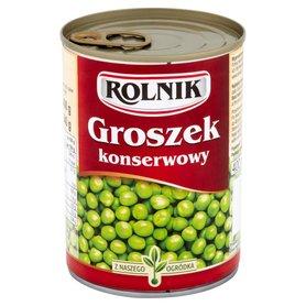 Rolnik Groszek konserwowy 400 g