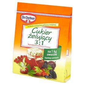Dr. Oetker Cukier żelujący 3:1 350 g