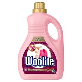 Woolite Płyn do prania delikatne tkaniny i wełna 1,8 l (30 prań)