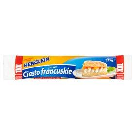 Henglein Świeże ciasto francuskie XXL 375 g