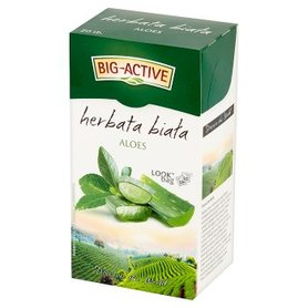 Big-Active Herbata biała aloes 30 g (20 x 1,5 g)