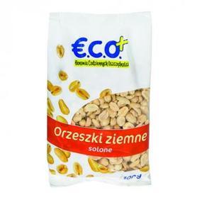 €.C.O.+  Orzeszki ziemne solone 400g