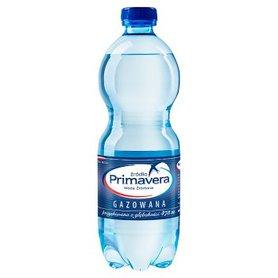 Primavera Woda źródlana gazowana 500 ml