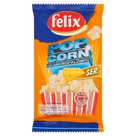 Felix Popcorn o smaku serowym do mikrofalówki 90 g