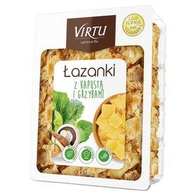 Virtu Łazanki z kapustą i grzybami 400 g