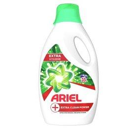 Ariel +Extra Clean Power Płyn do prania, 35 prań