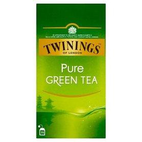 Twinings Zielona herbata 50 g (25 torebek)