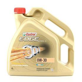 CASTROL EDGE Olej silnikowy  0W-30, 4l, Olej syntetyczny
