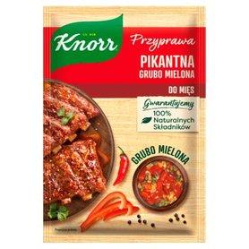 Knorr Przyprawa pikantna grubo mielona 20 g