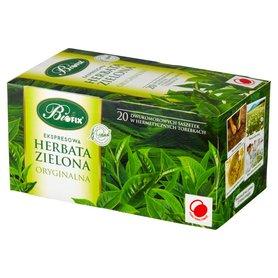 Bifix Herbata zielona ekspresowa oryginalna 40 g (20 x 2 g)