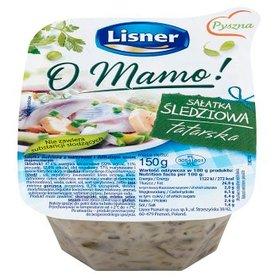 Lisner O Mamo! Sałatka śledziowa tatarska 150 g