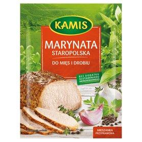 Kamis Marynata staropolska do mięs i drobiu Mieszanka przyprawowa 20 g