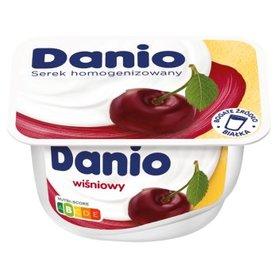 Danio Serek homogenizowany wiśniowy 135 g