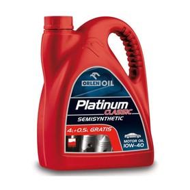 Olej Platinum Classic SemiSynthetic 10W-40 4,5 l