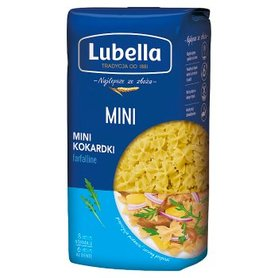 Lubella Makaron mini kokardki 400 g