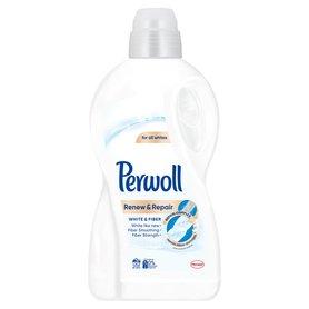 Perwoll Renew & Repair White & Fiber Płynny środek do prania 1,8 l (30 prań)