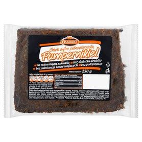Oskroba Chleb żytni pełnoziarnisty pumpernikiel 250 g