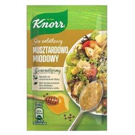 Knorr Sos sałatkowy musztardowo miodowy 8 g