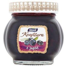 Stovit Konfitura z jagód 250 g