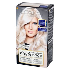 L'Oréal Paris les Blondissimes Préférence Farba do włosów 11.11 Ultra-Light