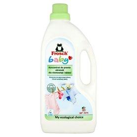 Frosch Baby Koncentrat do prania ubranek dla niemowląt i dzieci 1,5 l (21 prań)