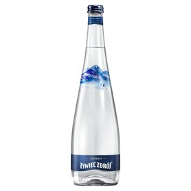 Żywiec Zdrój Gazowany Woda źródlana 700 ml