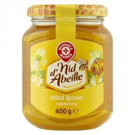 WM miód lipowy nektarowy 400g