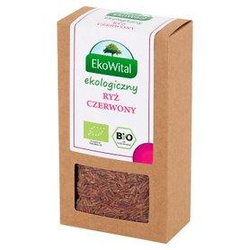 EkoWital Ekologiczny ryż czerwony 500 g