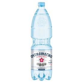 Ostromecko Naturalna woda mineralna gazowana 500 ml