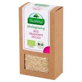EkoWital Ekologiczny ryż brązowy długi 500 g