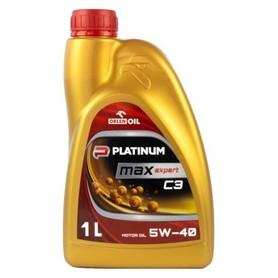 Olej Platinum Max Expert C3 5W-40 1 l